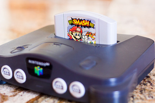 photo credit: Super Smash Bros. via photopin (license)