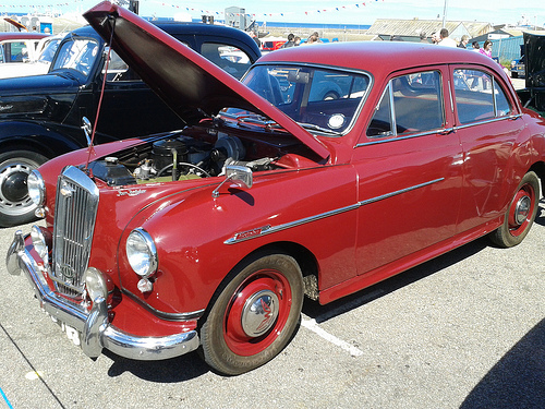 photo credit: 1956 Wolseley Four Forty Four via photopin (license)