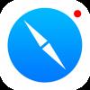 【iPhone】使用中のWEB画面を音声付きで録画できるアプリ「ウェブ録画」が便利